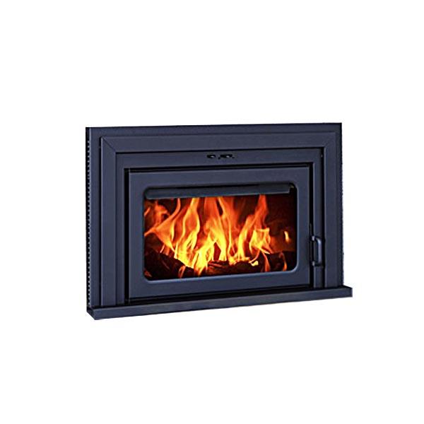 Supreme Fusion Wood Fireplace Insert