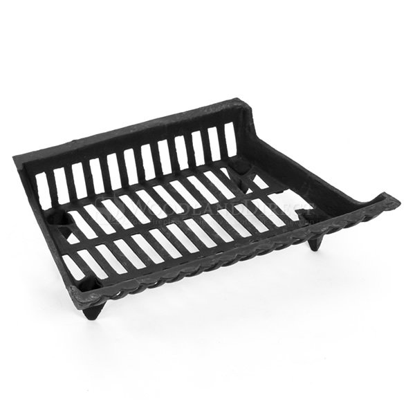 18 Cast Iron Fireplace Grate Woodlanddirect Com Fireplace Grates