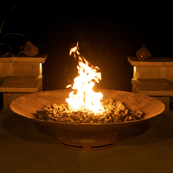 Asia Gas Fire Pit