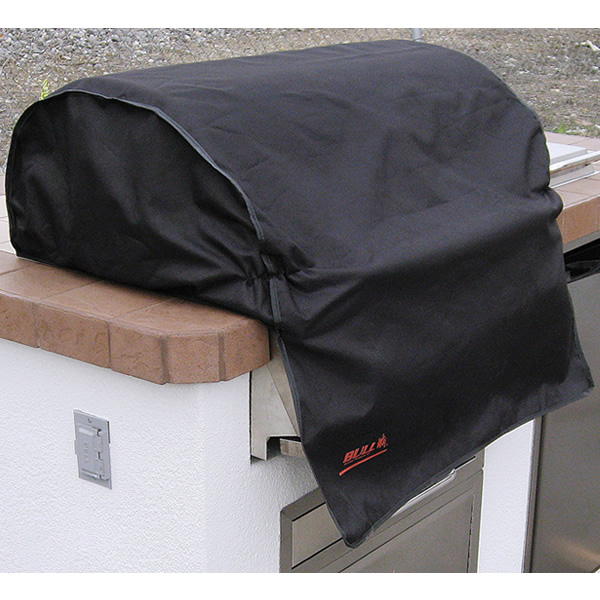 Bull Outdoor Brahma Built In Grill Cover Woodlanddirect