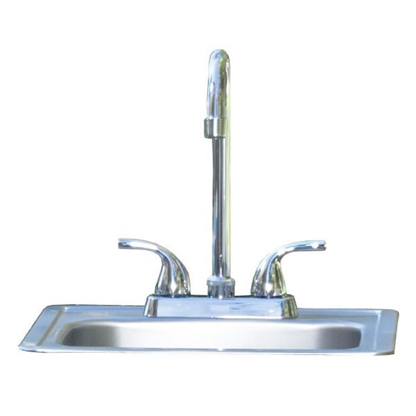 Bull Outdoor Sink with Faucet | WoodlandDirect.com ...