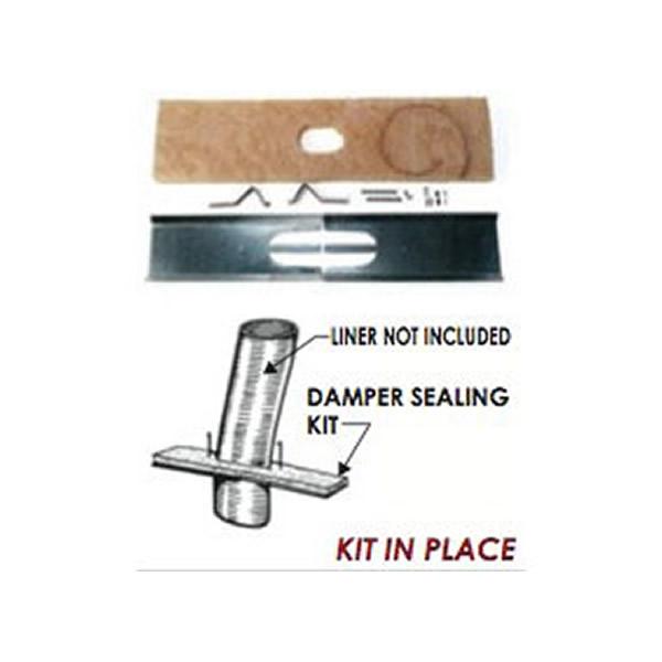 Damper Sealing Kit