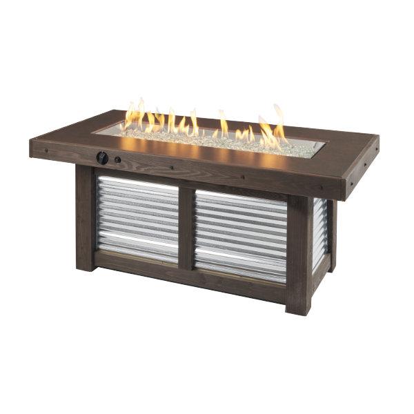 Denalie Brew Fire Table