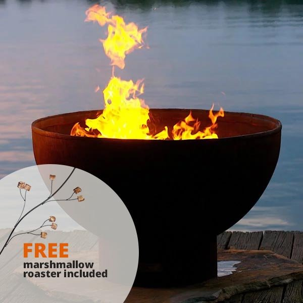 [AIV]Version: {version}[/AIV]. Item #1010175. Eclipse Fire Pit - Eclipse Wood Burning Fire Pit WoodlandDirect.com: Outdoor