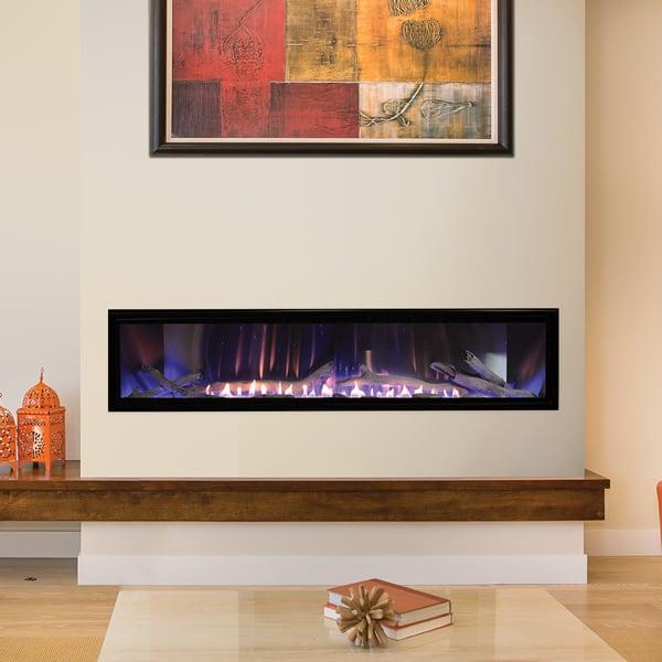 Empire Boulevard Fireplace