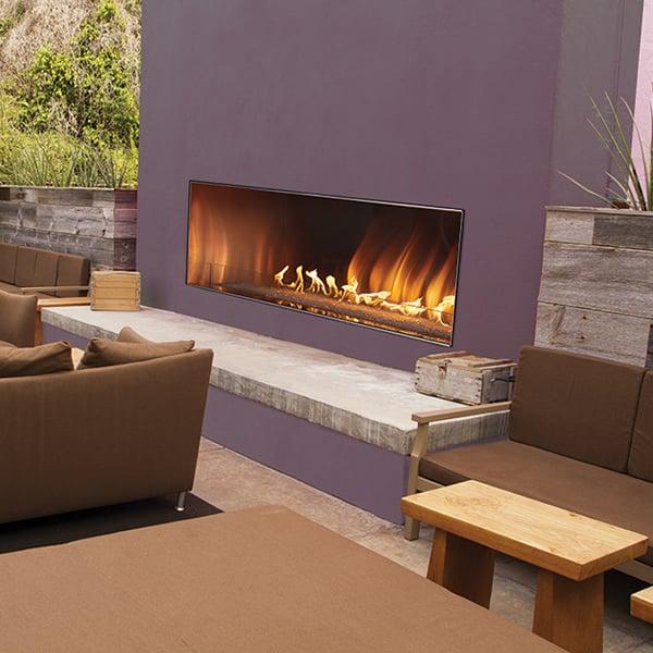 Empire Carol Rose Fireplace