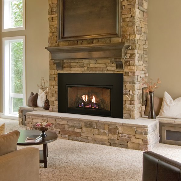 Empire Innsbrook Ventless Gas Fireplace Insert Vfpc20in