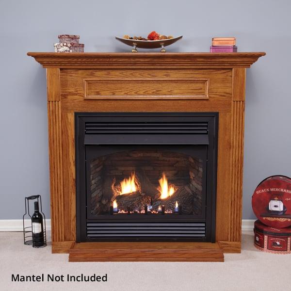 Empire Premium Vail Ventless Gas Fireplace 32 Woodlanddirect Com