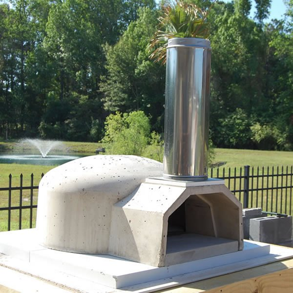 Flamecraft Wood Fire Pizza Oven Woodlanddirect Com Pizza Ovens