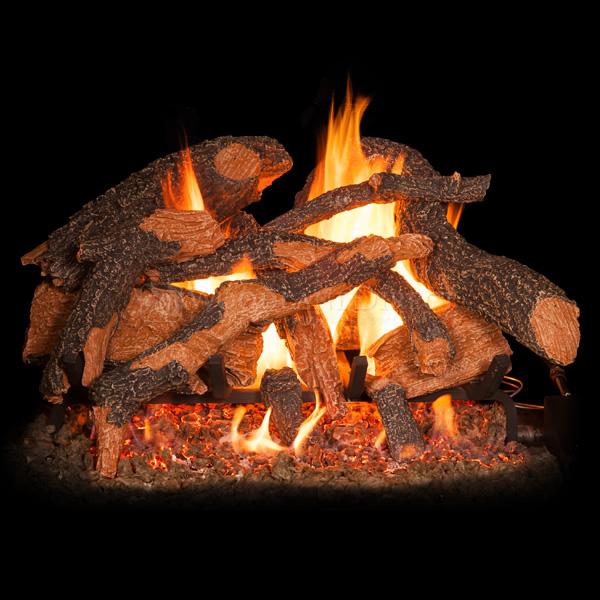 Strange Golden Blount Texas Hickory Fire Vented Gas Log Set Download Free Architecture Designs Salvmadebymaigaardcom
