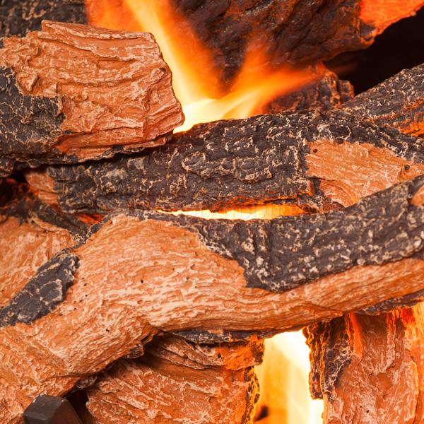 Fine Golden Blount Texas Hickory Fire Vented Gas Log Set Download Free Architecture Designs Salvmadebymaigaardcom
