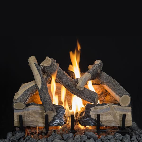 Grand Canyon Az Weathered Oak Charred Vented Gas Log Set