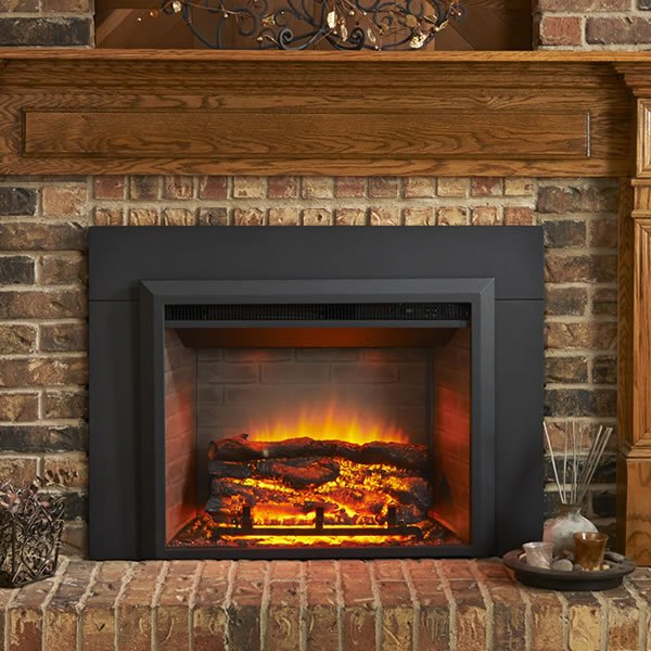 GreatCo Electric Fireplace Insert
