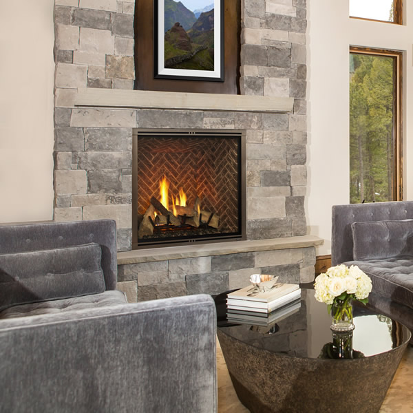 Majestic Marquis Ii Direct Vent Gas Fireplace 42