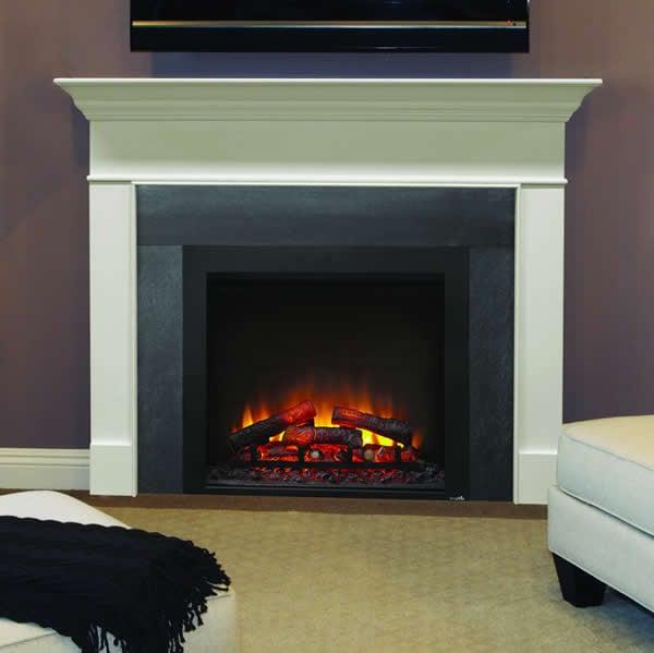 Majestic Simplifire Built In Electric Fireplace 36