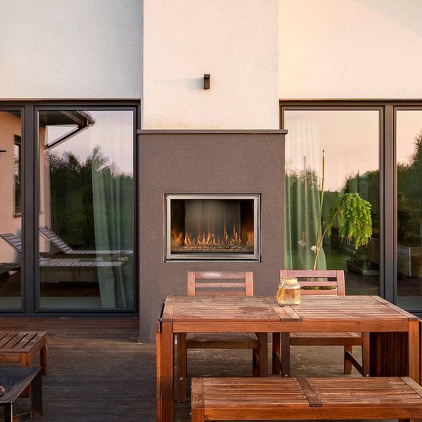 Montigo HL38VFO Fireplace