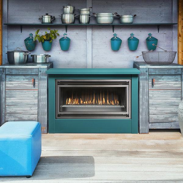 Montigo Mahana PL42VO Fireplace