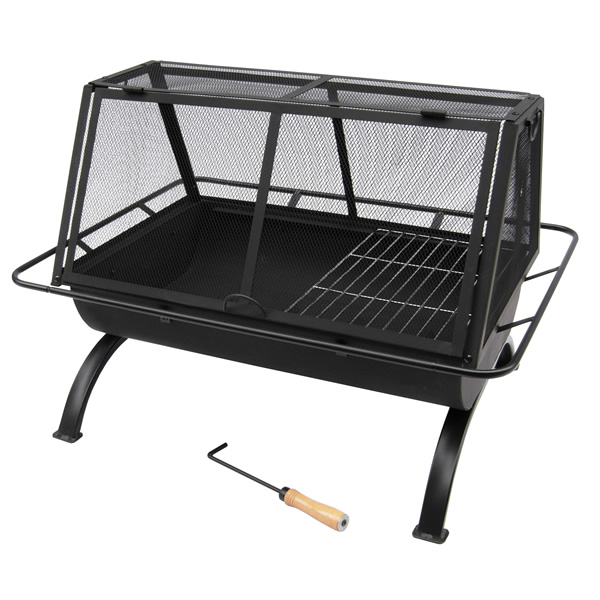 Filter - Northwood Grilling Fire Pit WoodlandDirect.com: Outdoor Fireplaces
