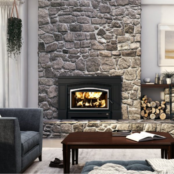 Osburn Matrix 2700 Wood Fireplace Insert Woodlanddirect Com