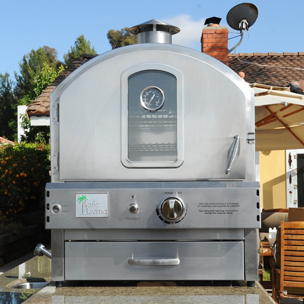 [AIV]Version: {version}[/AIV]. Item #4220004. Pacific Living Outdoor Pizza  Oven ...