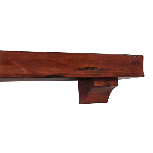 Cool Pearl Shenandoah Cherry Rustic Fireplace Mantel Shelf Download Free Architecture Designs Pushbritishbridgeorg