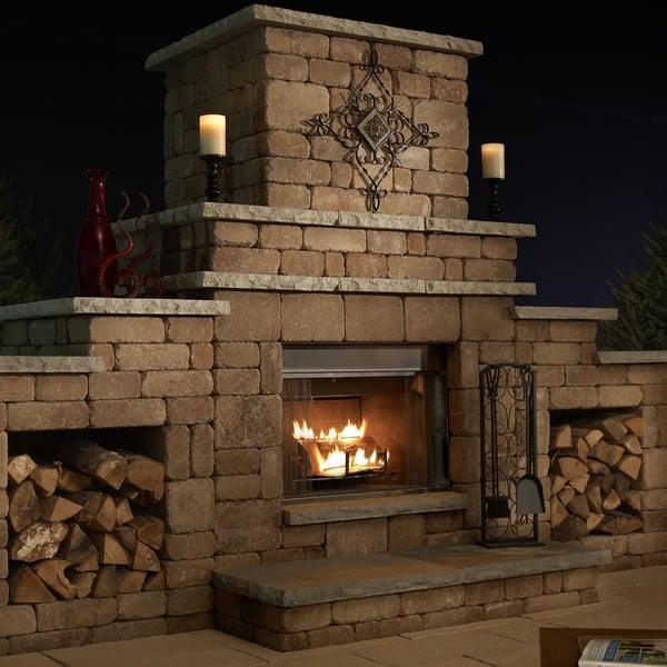Necessories Grand Outdoor Fireplace Necessories Woodlanddirect Com