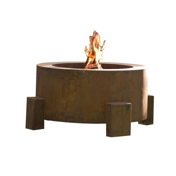 Sere Fia 38 Wood Burning Fire Pit Woodlanddirectcom Outdoor