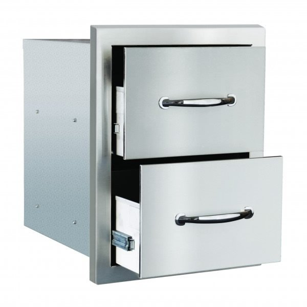 Summerset Double Drawer