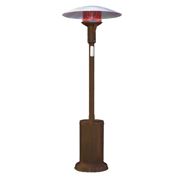 - Sunglo Propane Patio Heater - Bronze WoodlandDirect.com: Patio Heaters
