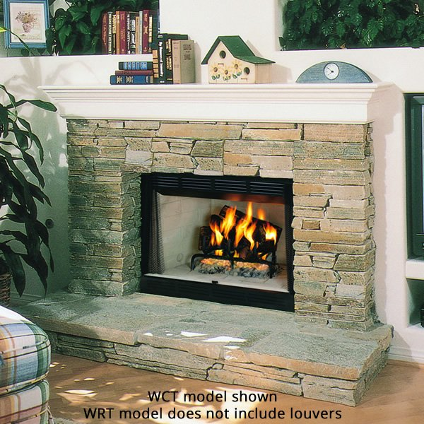 Superior Wrt2000 Wood Burning Fireplace Superior Products