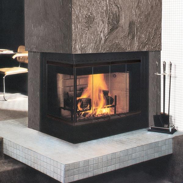 superior wrt40cr l corner wood burning fireplace superior products rh woodlanddirect com wood corner fireplace wood corner fireplace