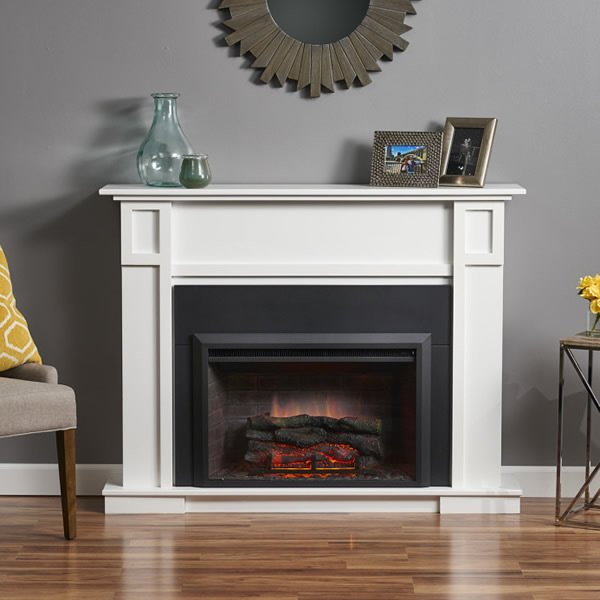 Fireplaces Wood Gas Electric